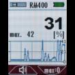 MRU 400GD Gázszivárgás kereső éghető gázokhoz
