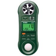 Extech 45170 Légsebesség, Hőmérséklet, Páratartalom és Megvilágításmérő