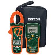 Extech ETK30 Digitális multiméter lakatfogóval klt