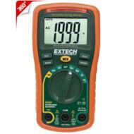 Extech EX320 digitális multiméter és feszültség detektor