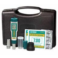 Extech EX800 ExStik 3-az-1-ben Klt Klorid, pH, Hőmérséklet