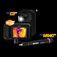 Flir C3 Kompakt Hőkamera + Flir MR40 nedvességmérő