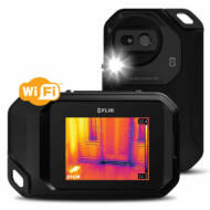 Flir C3 Kompakt Professzionális Hőkamera, 80 x 60, WiFi