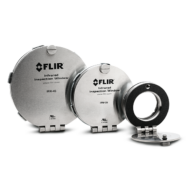 Flir IRW 2 S infra ablak, rozsdamentes acél, 45 mm,