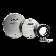 Flir IRW 4 S infra ablak, rozsdamentes acél, 89 mm,