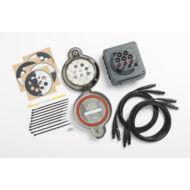 Fluke PQ400 mérőpont villamos kapcsolószekrényekre