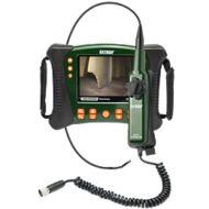Extech HDV640W Videoendoszkóp készlet 6mm vezetéknélküli mozgatható fejű félmerev kábellel