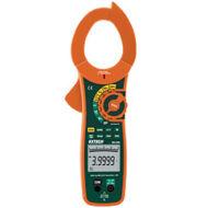 Extech MA1500 - 1500A AC/DC True RMS digitális lakatfogó CAT IV és feszültség detektor