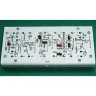 TR-01 Tranzisztoros alapáramkörök oktató panel