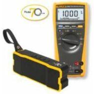 Fluke 179 digitális multiméter, ajándék Bluetooth hangszóróval