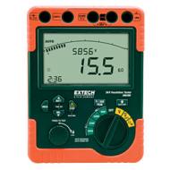 Extech 380396 5kV szigetelési ellenállásmérő