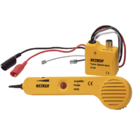 Extech 40180 Tone generátor és erősítős mérőfej, Áramkör azonosító
