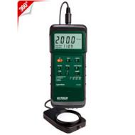 Extech 407026 Fénymérő, PC csatlakozással