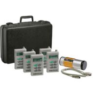 Extech 407355-KIT-5 Zaj dózismérő és adatgyűjtő műszerkészlet
