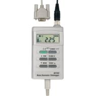 Extech 407355 Zaj dózismérő és adatgyűjtő műszer