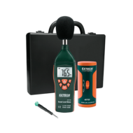 Extech 407732-KITHangszintmérő kéziműszer Kit Type 2
