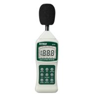 Extech 407750 Hangszintmérő kéziműszer PC csatlakozással