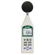 Extech 407780A Integráló hangszintmérő és adatgyűjtő