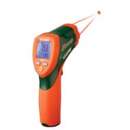 Extech 42511 Kettős lézeres infrahőmérő, 12:1, 600 Celsius