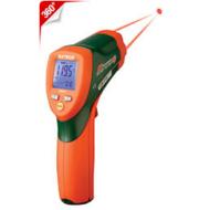 Extech 42512 Kettős lézeres infrahőmérő, 30:1, 1000 Celsius