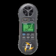 Extech 45160 Légsebességmérő, 3-az-1-ben