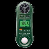 Extech 45170CM Környezetvédelmi mérő, 5-az-1-ben