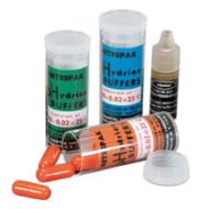 Extech 650470 Tripak tablettás oldatok (pH4, 7, 10 oldathoz, 3x10db)