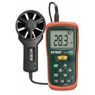 Extech AN200 Légsebességmérő, CMM, infrahőmérővel