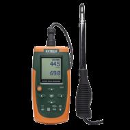 Extech AN500 Hődrótos légsebességmérő, CMM
