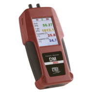 DM 9600 Precíziós nyomásmérő +/- 350hPa (mbar)