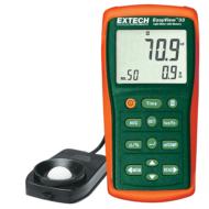 Extech EA33 Fénymérő 999.990 Lux és memória