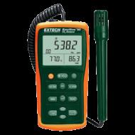 Extech EA80EasyView Beltéri levegőminőség mérő és adatgyűjtő