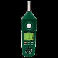 Extech EN300 Környezetvédelmi mérő, 5-az-1-ben