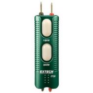 Extech ET20 Feszültség teszter, 100V-250V AC/DC