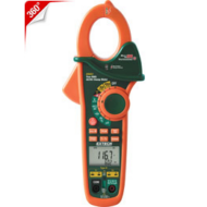 Extech EX623 - 400A AC/DC True RMS lakatfogó + NCV + Infrahőmérő