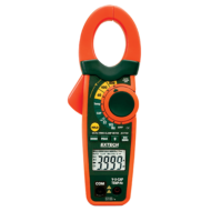 Extech EX730 800A AC/DC True RMS lakatfogó + hőmérsékletmérés