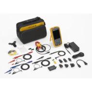 Fluke 123B/S ScopeMeter, 2CH, 20MHz + szoftver és hordtáska