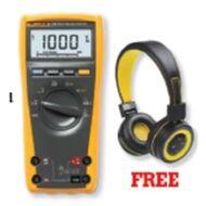 Fluke 175 multiméter ajándék vezeték nélküli fejhallgatóval