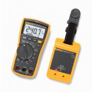 Fluke 117/PRV240 multiméter és feszültség próba készletben