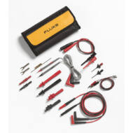 Fluke TLK287 SureGrip elektronikai mester mérőkábel és kiegészítő készlet