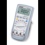 GW Instek GDM-360 3 5/6 digites kézi multiméter, 6000 kijelzés