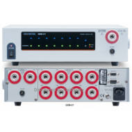 GW Instek GSB-026CH + 2CH GB nagyfeszültségű Scanner Box, GPT-9800/9900(A) sorozathoz