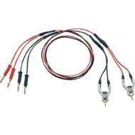 GW Instek GTL-108A 4-vezetékes mérőkábel