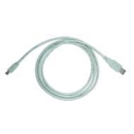 GW Instek GTL-253 USB kábel A-mini és B-típusú csatlakozókkal