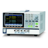 GW Instek GPP-2323 2x32V és 2x3A, programozható 2 csatornás, trafós tápegység