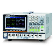 GW Instek GPP-4323 CH1 és CH2 2x32V és 2x3A, CH3 5V-1A, CH4 15V-1A programozható 4 csatornás, trafós tápegység