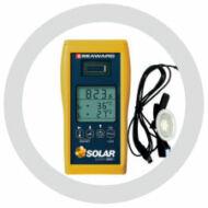 Seaward 396A980 hőmérőfejHőmérsékletmérő fej PV modulhoz, 396A980