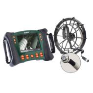 Extech HDV650-10G Videó endoszkóp csőszerelő készlet, 25mm, 10m
