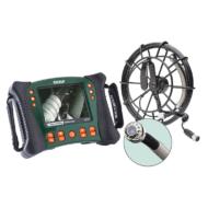 Extech HDV650-30G Videó endoszkóp csőszerelő készlet, 25mm, 30m