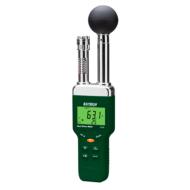 Extech HT200 Hő stressz WBGT kombinált mérőműszer